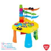 Playgo 2229 5in1 Action Activity Station 5อิน1 โต๊ะกิจกรรมเอ็คชั่นเสริมพัฒนาการ-01