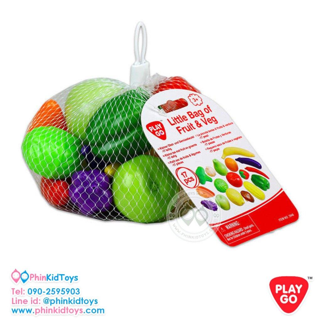 Playgo-3946-ผักผลไม้ถุงตาข่าย-2