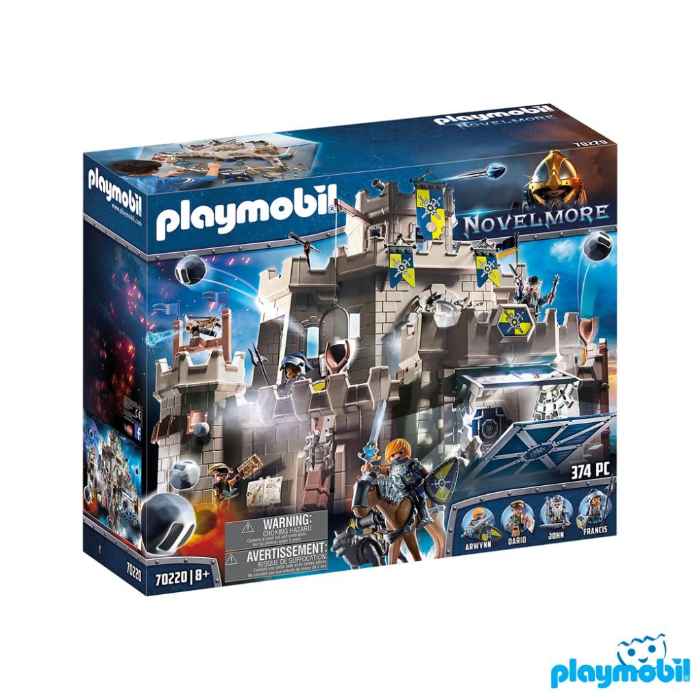 Playmobil Grand Castle of Novelmore 70220