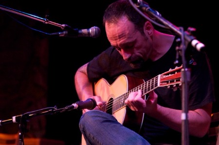 Seattle Folkore Society presents guitarist Eric Skye in Concert