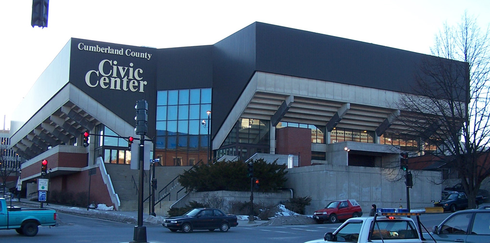 The Cumberland County Civic Center