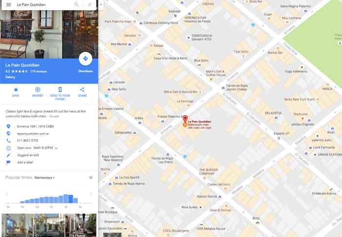 Le-Pain-Quotidien-vista-desde-Google-Maps