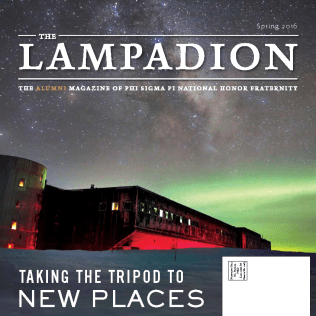 Lampadion Cover