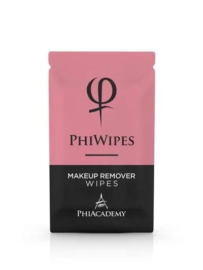 PHI WIPES MAKEUP REMOVER 50 PCS