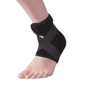 Phiten Titanium Ankle Brace