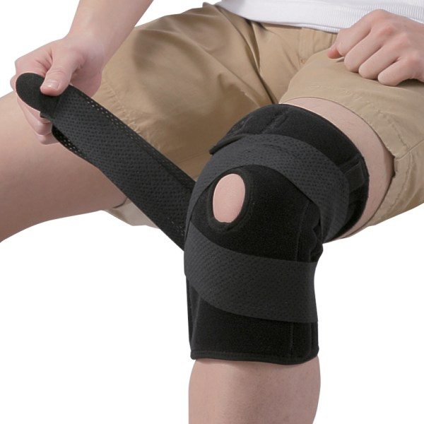 Phiten Titanium Knee Brace is the best Knee Brace to suppor your knee