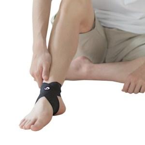 Phiten Titanium Ankle Wrap