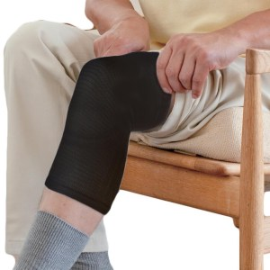 Phiten Knee Support helps with your daily life.