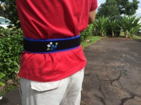 Phiten Hawaii Runner's belt
