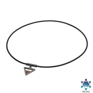 Extreme Necklace Titanium Triangle is the highend Phiten Ezxtreme Series with Metax Technology