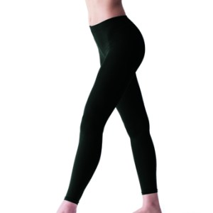 Phiten Compression Leggings can support your legs with swell
