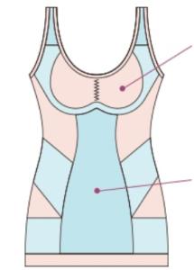 Phiten Tanktop to correct your posture