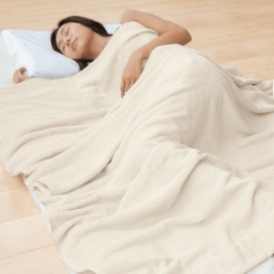 Phiten Soft blanket offers you a good sound sleep