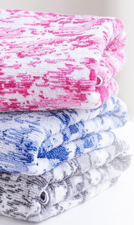 Fluffy bath Towel