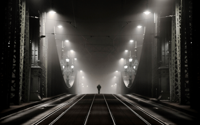 Alone by Zoltán Koi