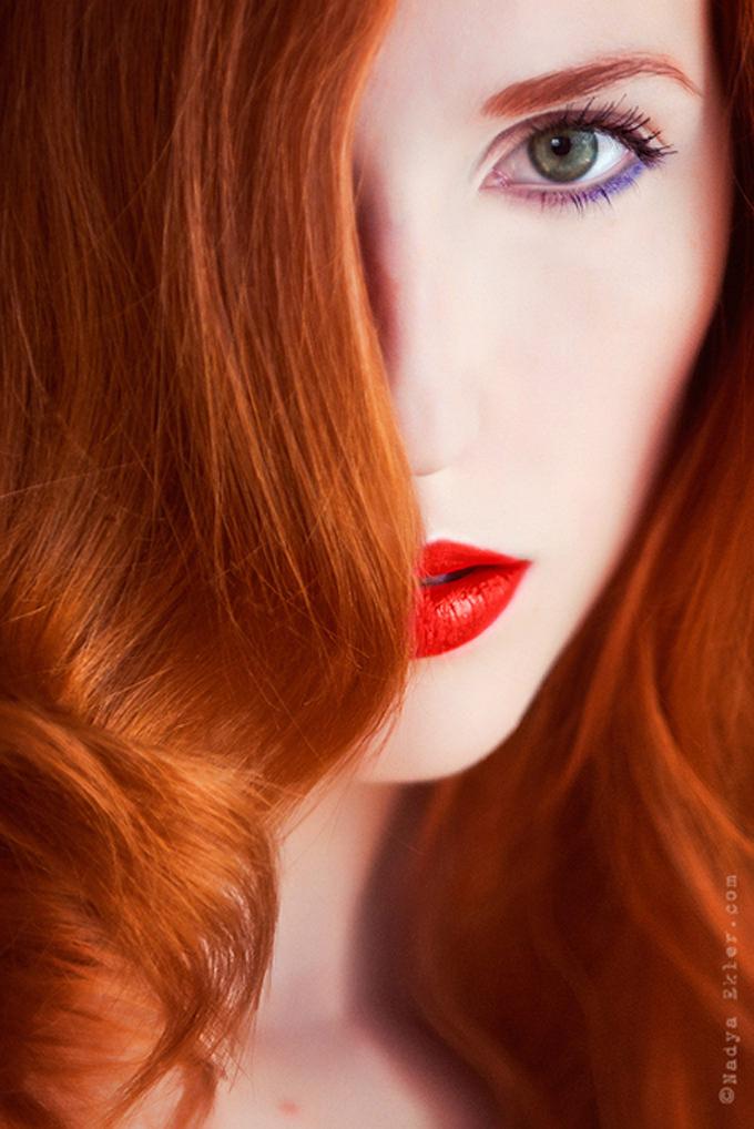 RED by Nadya Ekler