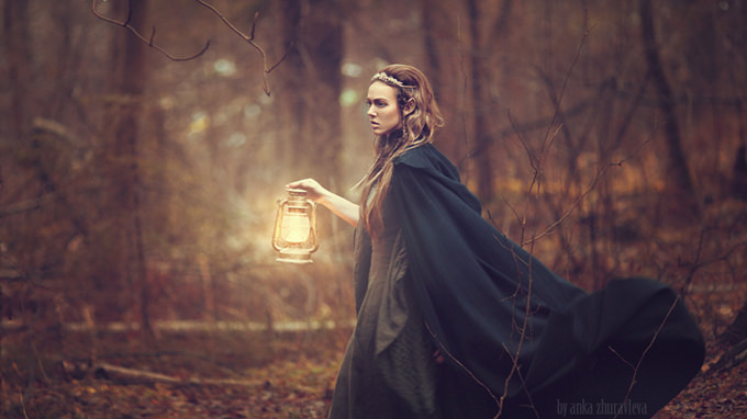 *** by Anka Zhuravleva
