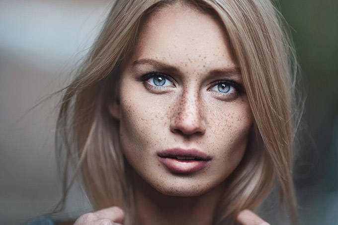 Freckle by Pavel Lepeshev