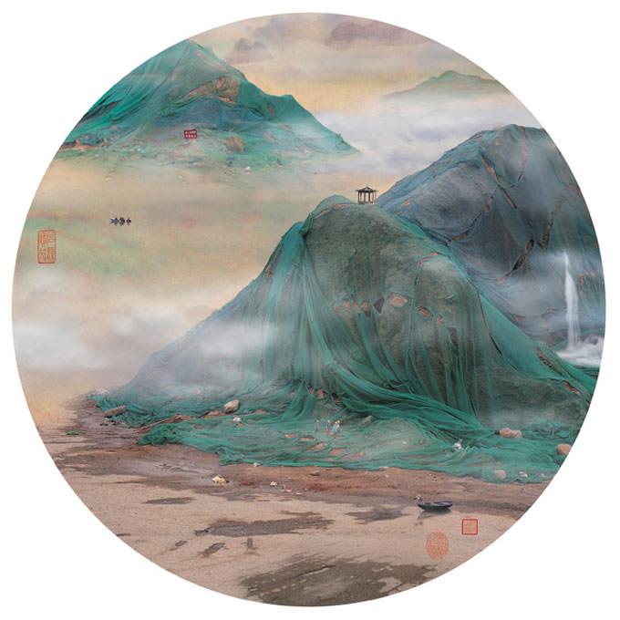 Ancient Springtime Fey by Yao Lu