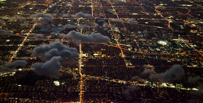 Above Dallas by Thorsten Jung
