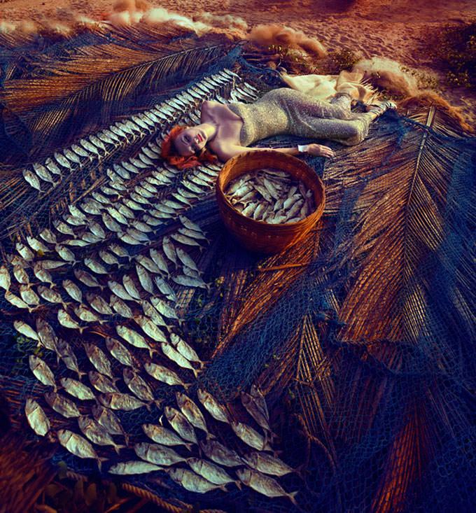 Nereides by Andrey Yakovlev Lili Aleeva