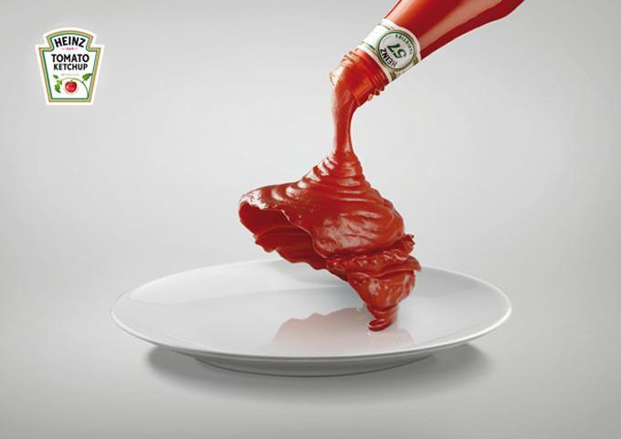 Got Heinz... Got food by AO STUDIO and ibrahim barakat