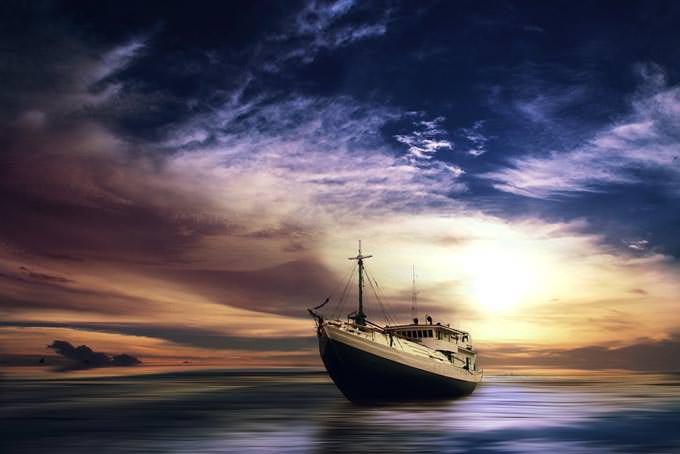 Last Ship by 3 Joko