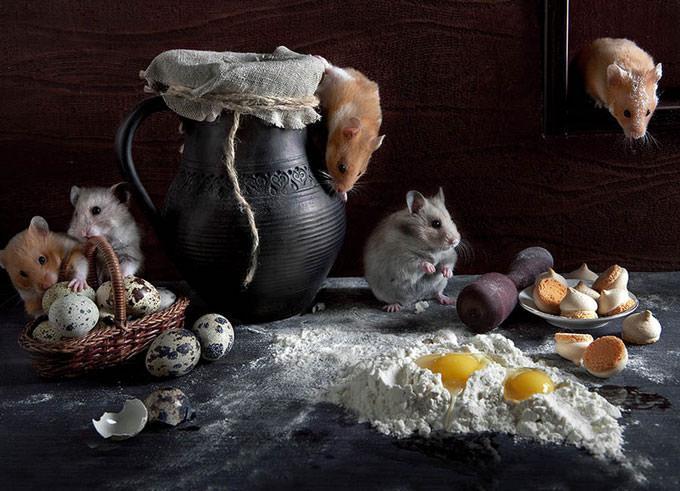 Culinary Specialists by Elena Eremina
