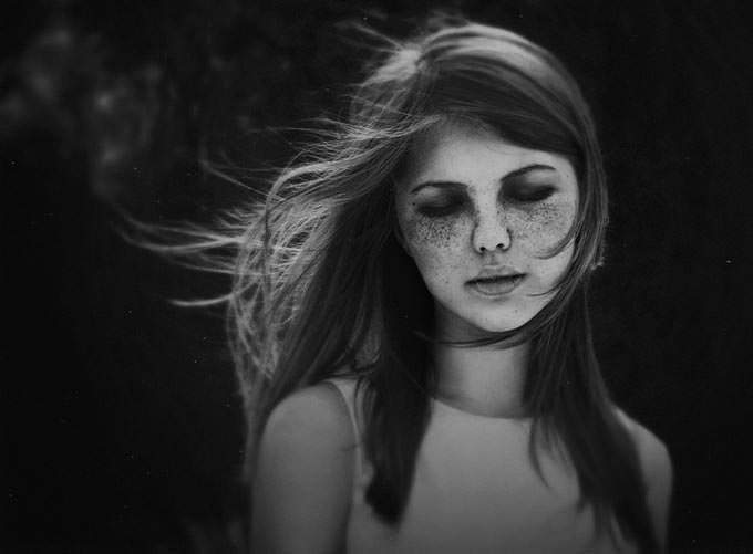 Silence by Karina Chernova