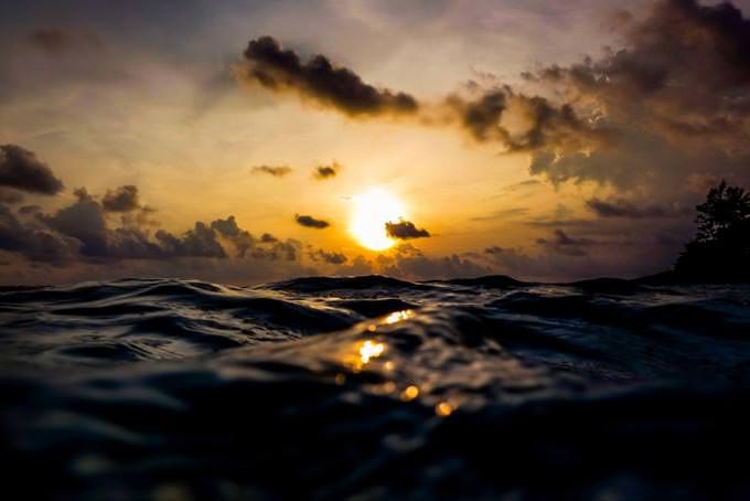 Phuket Sunset by Sean Creamer