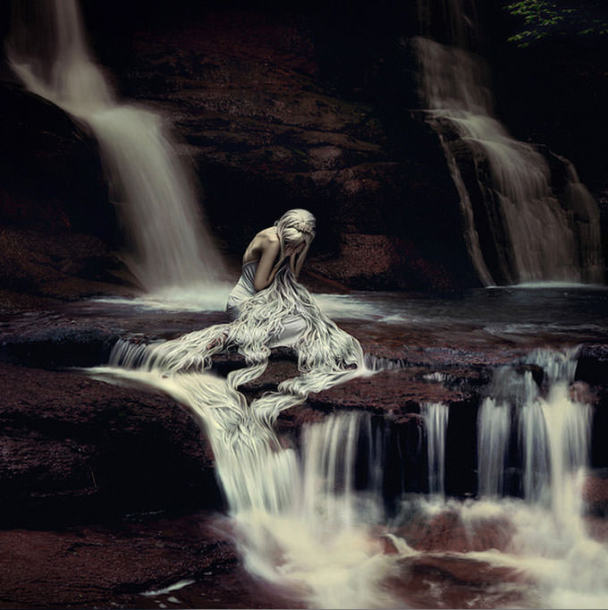 the pool of the white witch. by Rosie Anne Prosser