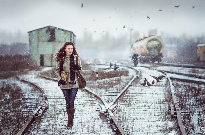 Holy Way by Sergey Parishkov