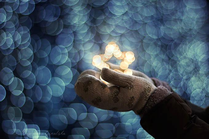 When You Wish Upon a Star by Magdalena Ginalska
