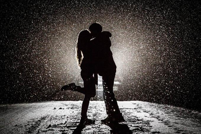 Winter Love by Jeremiah Kuehne