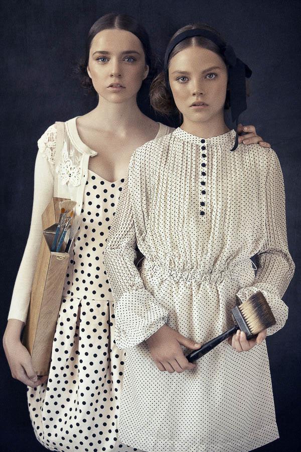 Family Portraits by Antonia Yordanova and Diliana Florentin