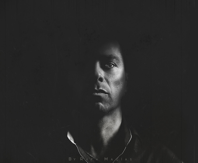 in the dark by Rafa Mací