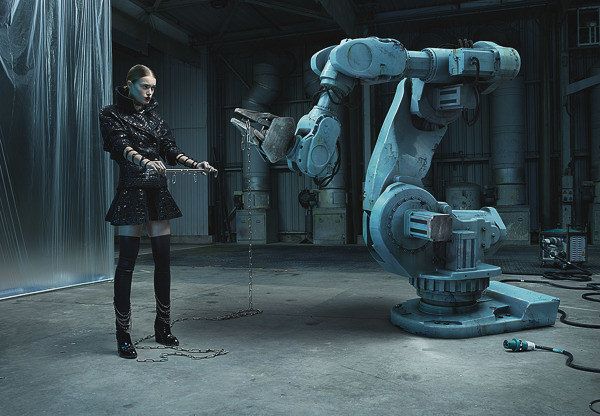 Fetish Factory for Soon magazine by Jean Yves Lemoigne and CASEY