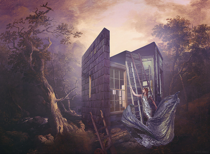Home and Dry by Miss Aniela