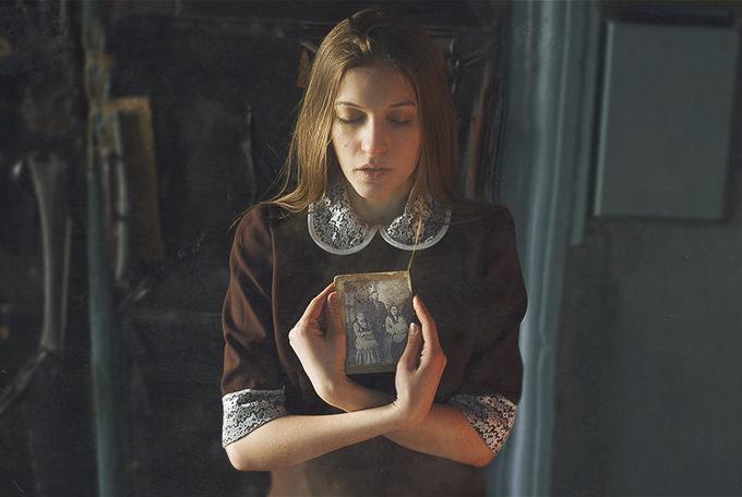 Time Servant by Maria Dolgopolova