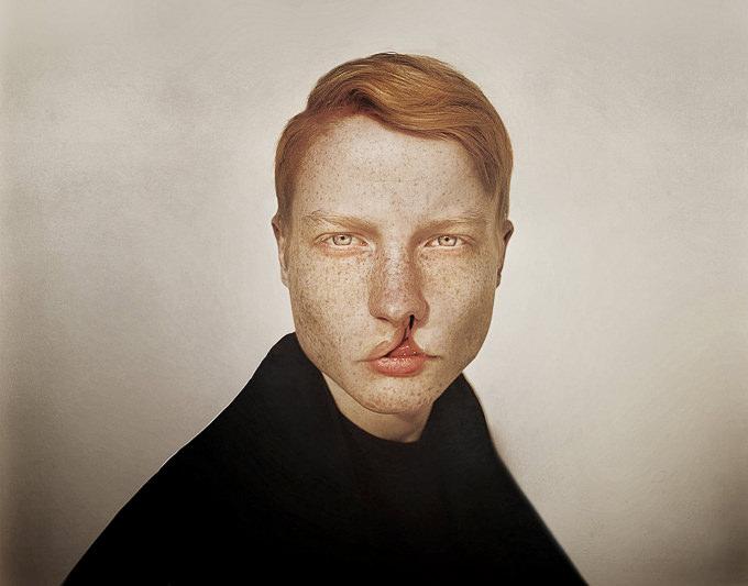 Glitch II by Marwane Pallas