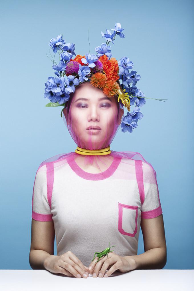 Spring Camoflage by TANIA KEZHA and Darya Golova