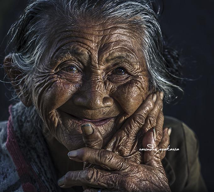 Heartfelt Smile by Rarindra Prakarsa