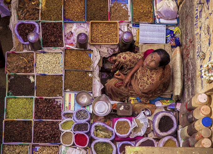 Spice Lady!! by Guru charan