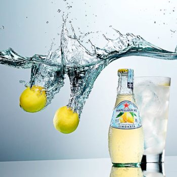Perfect Beverage Lighting and Retouching