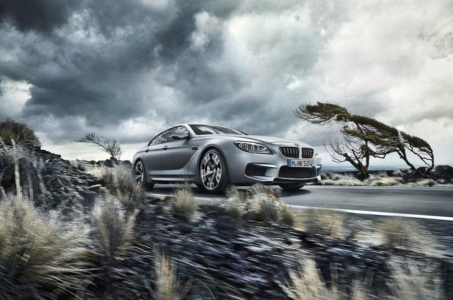 BMW M6 Gran Coup Campaign Catalogue by cquadrat photography