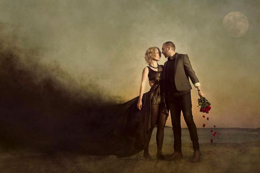 Sara & Mihai By Peter Faltpihl