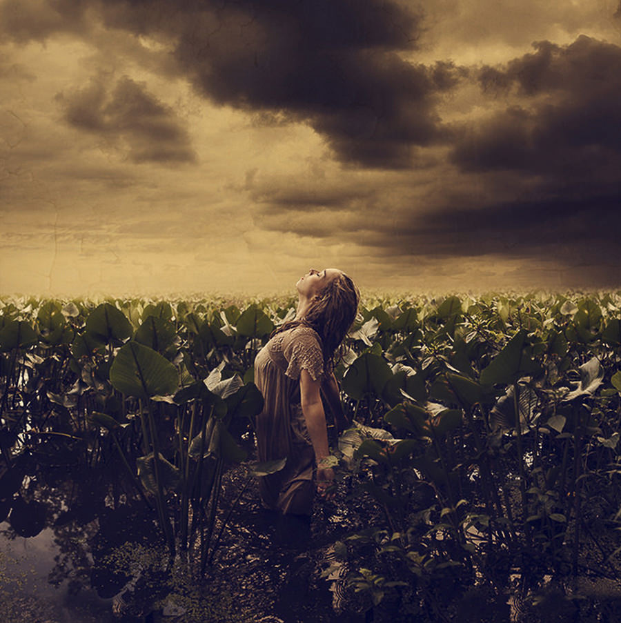 growing tall by Brooke Shaden