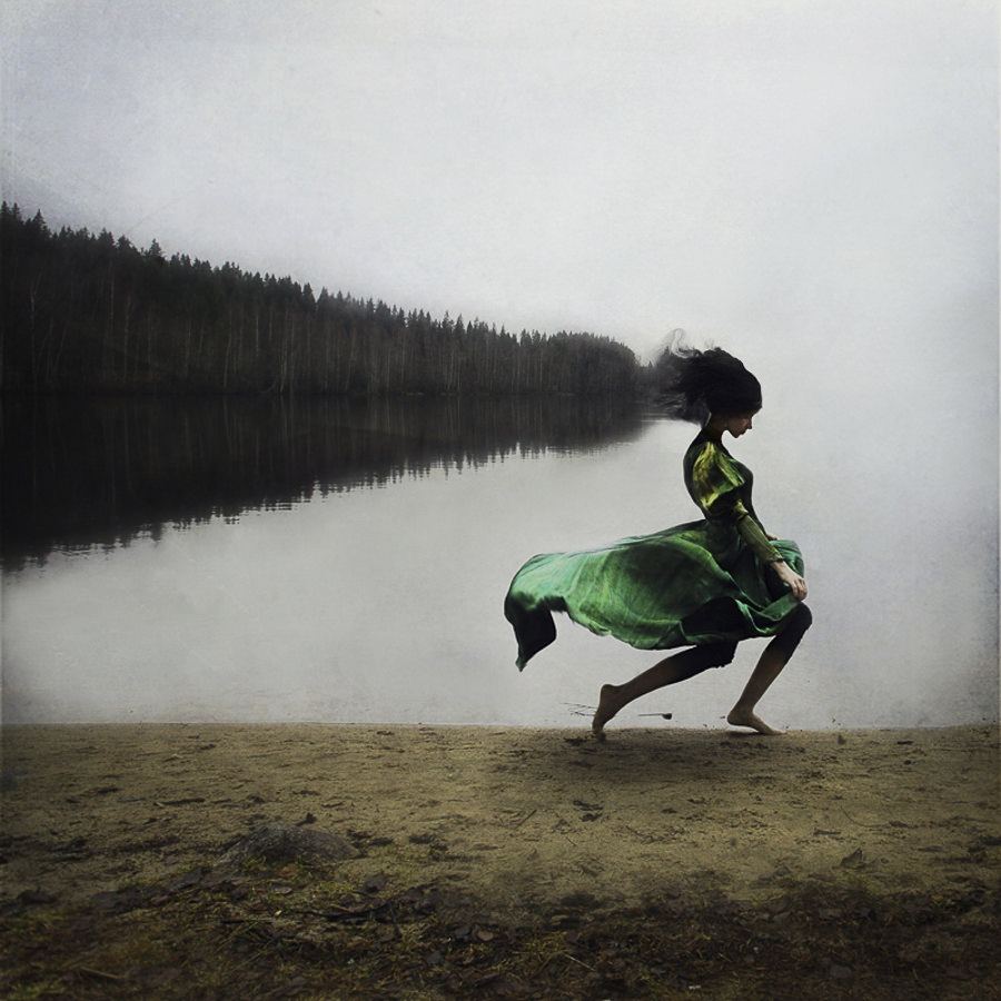 Running with the Fairies by Kylli Sparre