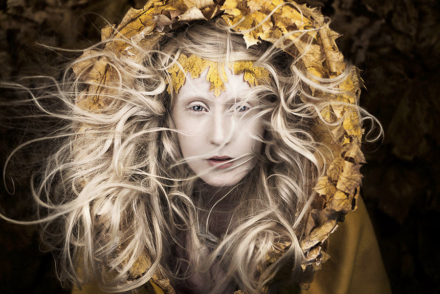 Wonderland Let Your Heart be the Map by Kirsty Mitchell