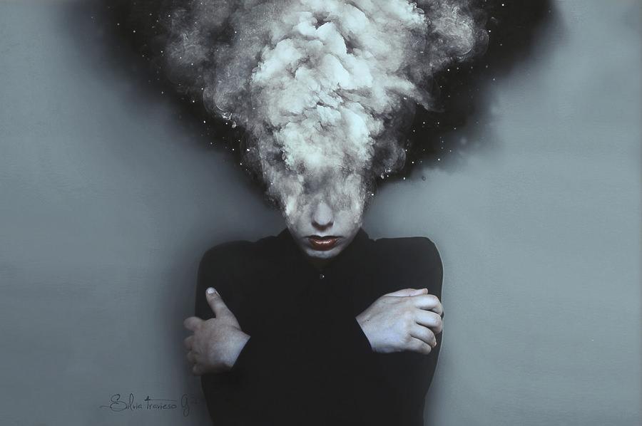 40 Overthinker by Silvia Travieso G